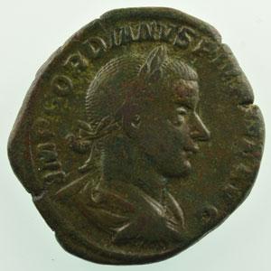 R/ MARTEM PROPVGNATOREM SC   (Rome 243-244)    TB+/TTB