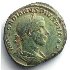 R/ MARTEM PROPVGNATOREM SC   (Rome 243-244)    TTB/TTB+