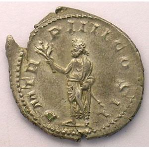 R/ P M TR P IIII COS II   (Rome 253)    TTB+/SUP