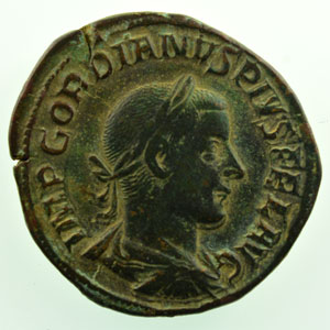 R/ P M TR P V COS II PP   (Rome 242-243)    TB+/TTB