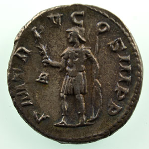R/ P M TR P V COS III P P   (Rome 248)    TTB