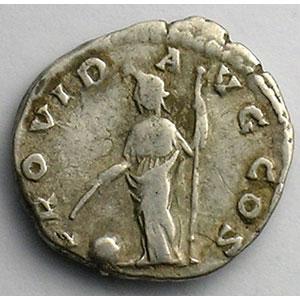 R/ PROVID AVG COS   (Rome 193)    TB+