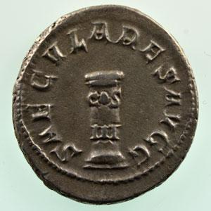 R/ SAECVLARES AVGG COS III   (Rome 248)    TTB+/SUP