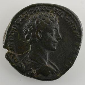 R/ SPES PVBLICA S-C   (Rome 175-176)    TB+