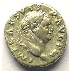 R/ TRI POT II COS III P P   (Rome 71)    TB+/TTB