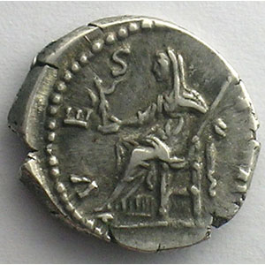 R/ VESTA   (Rome 161-175)    TTB+/SUP
