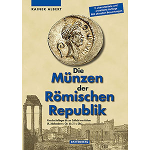 Rainer Albert   Die Münzen der Römischen Republik
