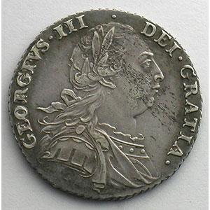 Shilling   1787    TTB+