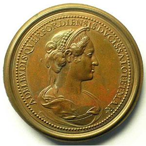 Simon I   bronze   47,5 mm    SUP