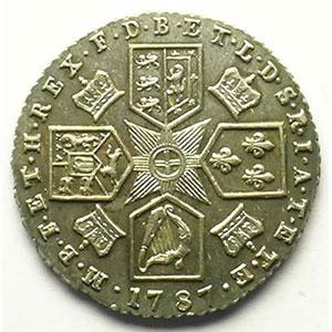 Six Pence   1787    TTB+