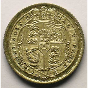 Six Pence   1816    SUP/FDC