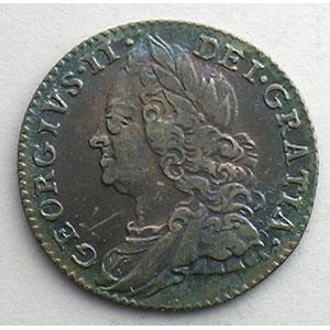 Sixpence   1758    TTB