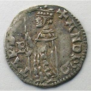 Soldino   Andréa Contarini  (1368-1382)    TTB