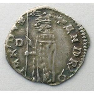Soldino   Andréa Contarini  (1368-1382)    TTB+