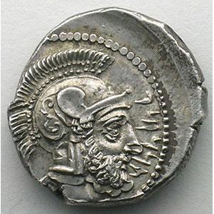 Statère au nom du Satrape Datames (378-362 av.JC)    TTB+/SUP