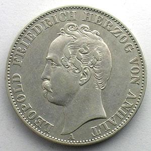Taler   1863 A    TTB