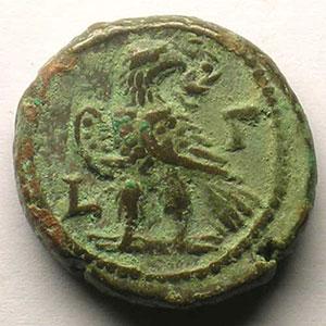 Tetradrachme   (245-246)    TTB