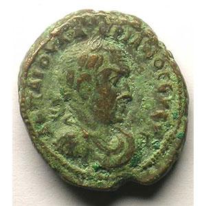 Tetradrachme   (259-260)    TTB