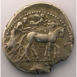Tétradrachme   (460-440 av.JC)    TTB