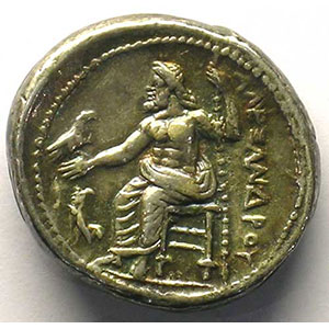 Tétradrachme   Macédoine   336-323 av.JC    TTB+/SUP
