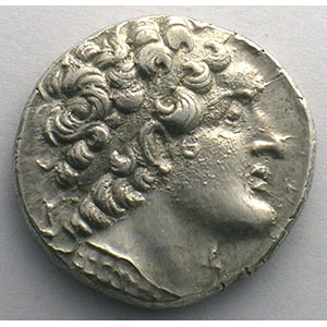 Tétradrachme   (Paphos 149 av.JC)    SUP