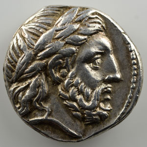 Tétradrachme   Philippe III Arrhidée (323-317 av.JC)   Amphipolis    TTB+