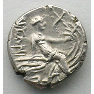 Tétrobole   (3°/2° siècle av.JC)    TTB