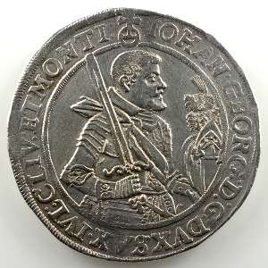 Thaler   1624  HI  (Dresde)    TTB