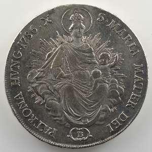 Thaler   1783 B (Kremnitz)    TTB