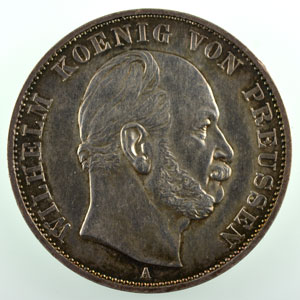Thaler  1871 A  SUP