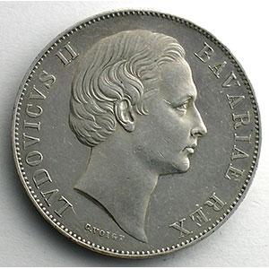 Vereinstaler   1867    TTB+