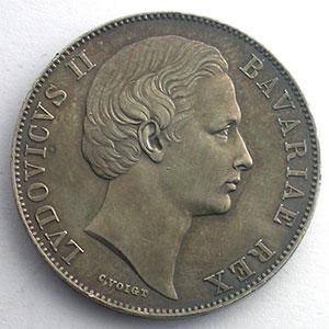 Vereinstaler   1871    TTB+