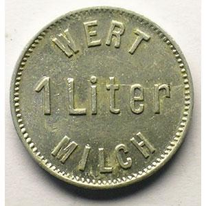 WERT 1 Liter MILCH   Al,R,   20 mm   TTB