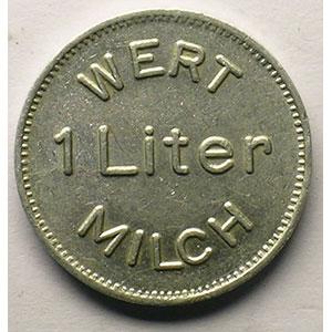 WERT 1 Liter MILCH   Al,R,   22 mm   TTB