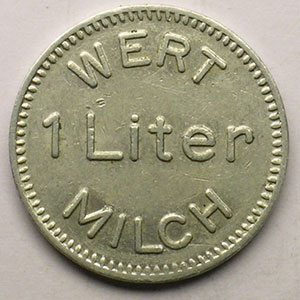 WERT 1 LITER MILCH   Al, R,   24 mm   TTB